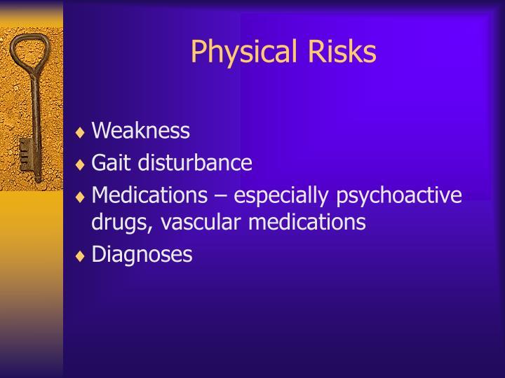 Physical Risks