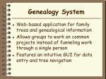 genealogy system2