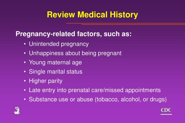 Review Medical History