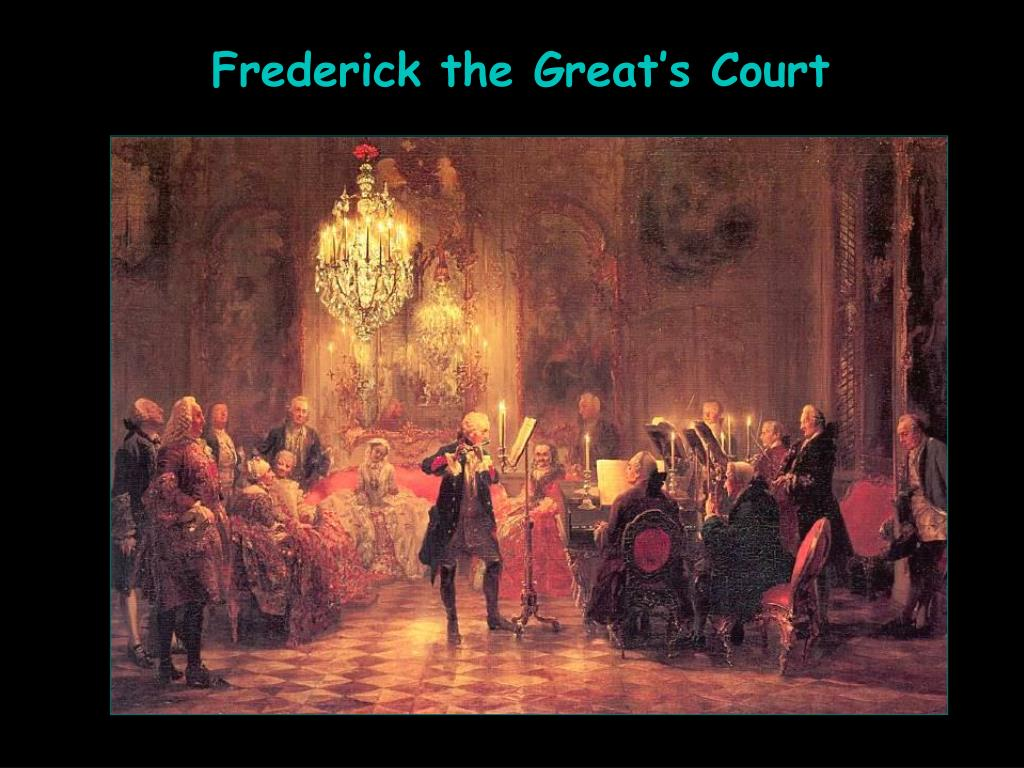 Frederick the Great's Court