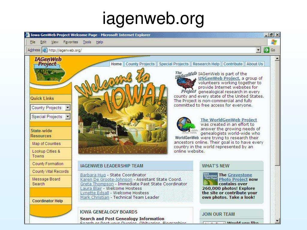 iagenweb.org