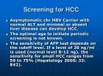 screening for hcc2