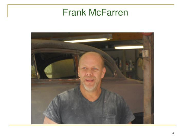 Frank McFarren