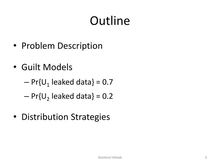 the effects of data leakage on individuals Modules of data leakage detection system a data allocation module the main focus of our project is the data in [14], we study an additional scenario that shows how the sharing of s objects by agents affects the probabilities that they are guilty.