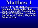 matthew 168