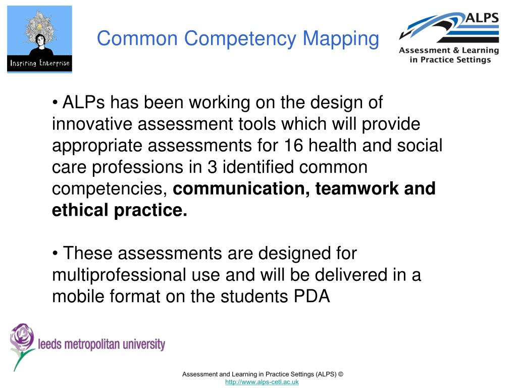 Common Competency Mapping