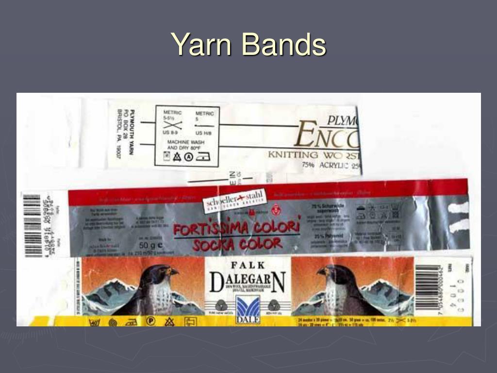 Yarn Bands