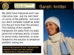 sarah knitter6