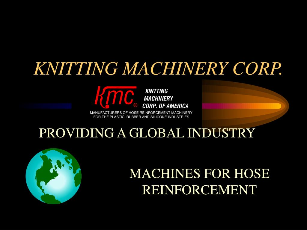 knitting machinery corp l.