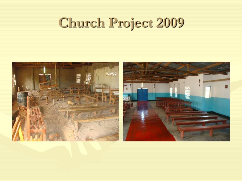 Church Project 2009