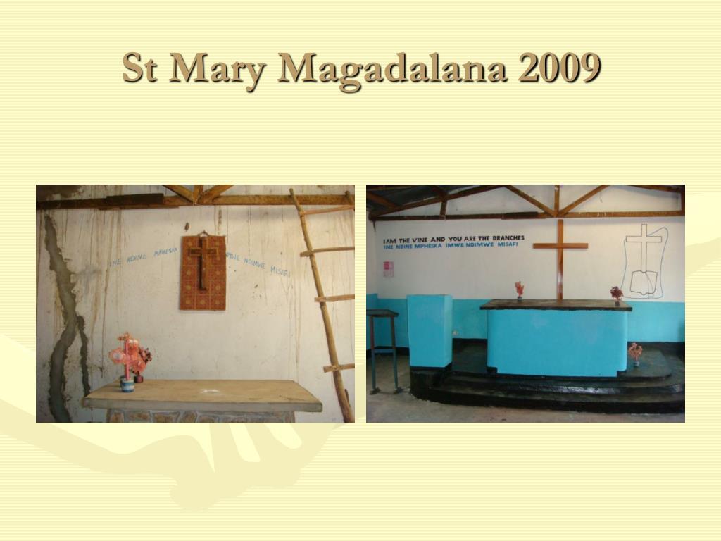 St Mary Magadalana 2009