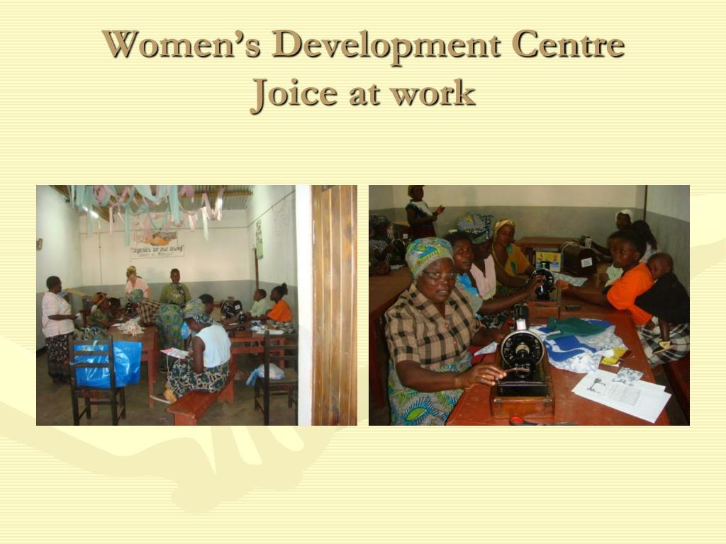 Women's Development Centre