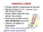 anadolu l ses