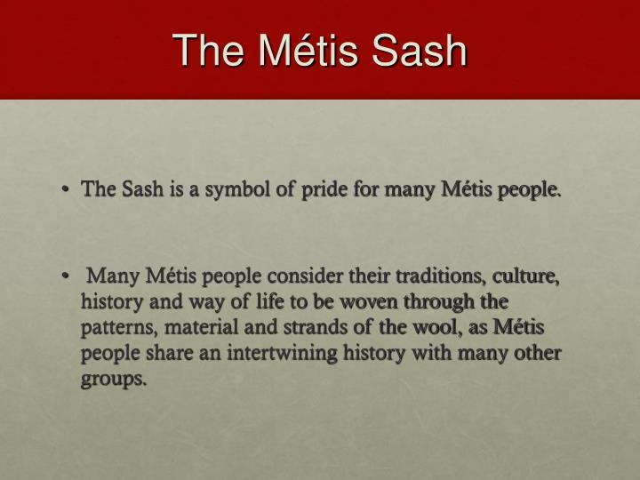The m tis sash2