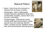 natural fibers5