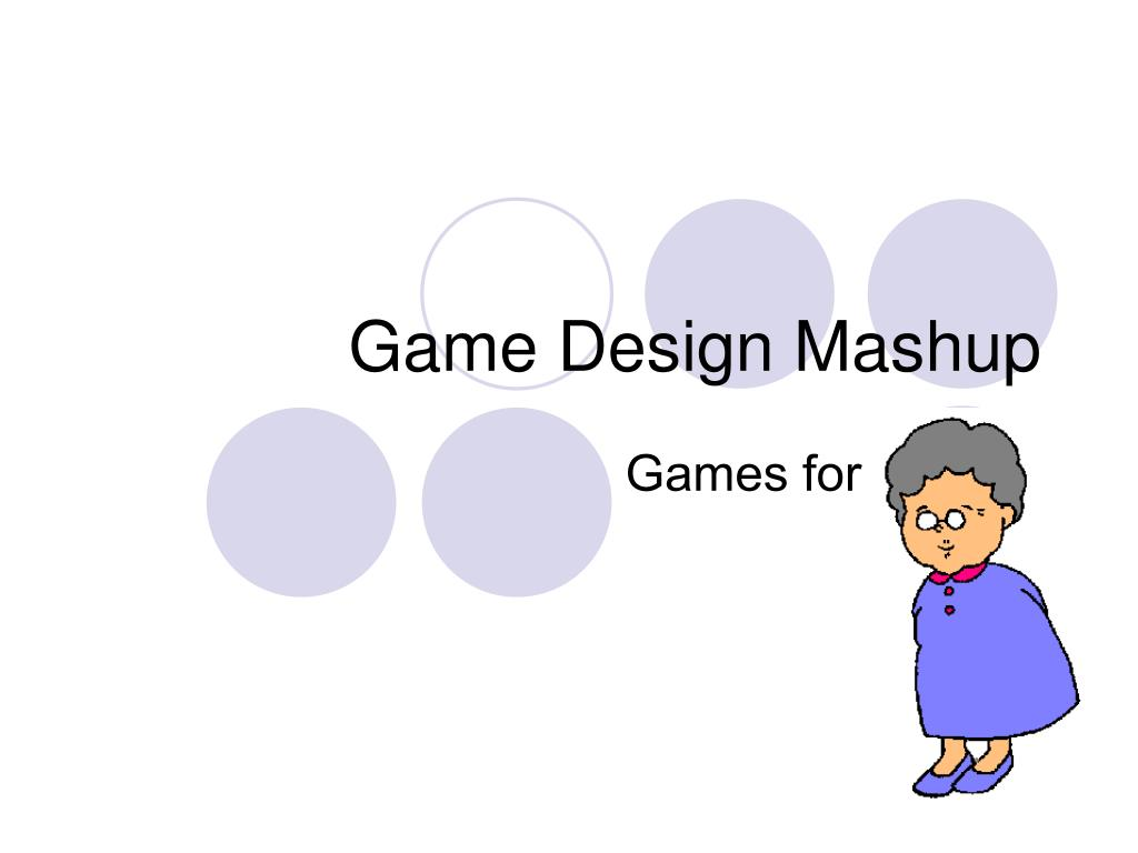 game design mashup l.