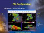 fsi configuration