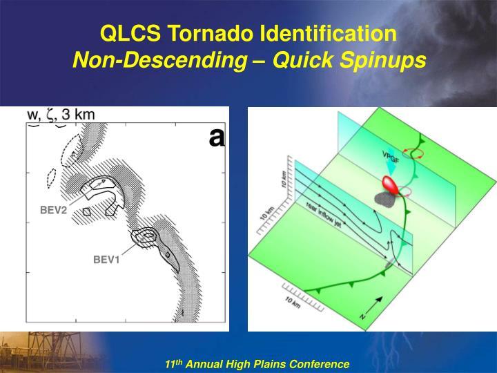 QLCS Tornado Identification