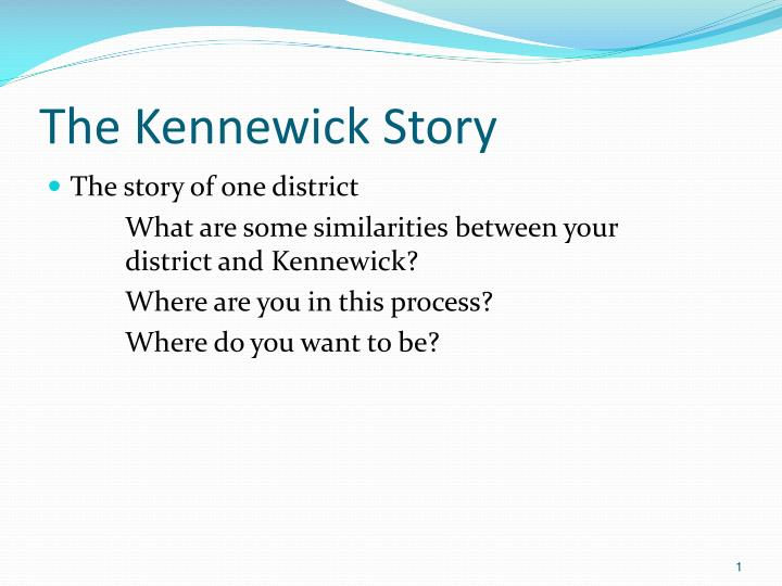 the kennewick story n.