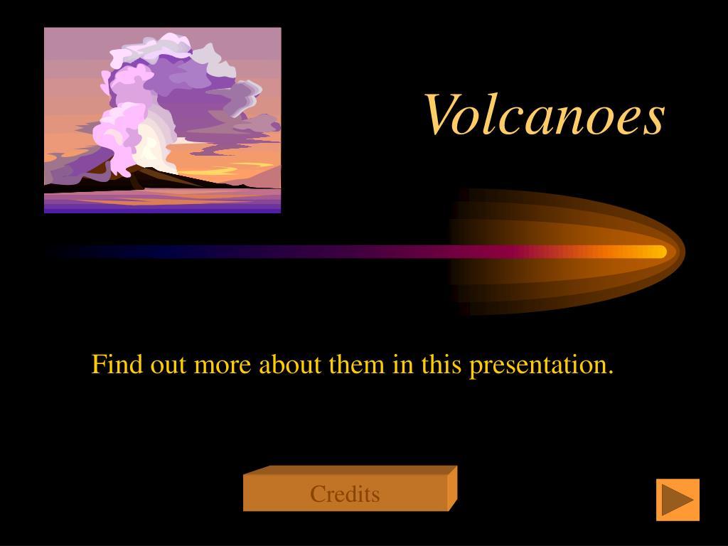 volcanoes l.