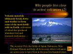 why people live close to active volcanoes 2