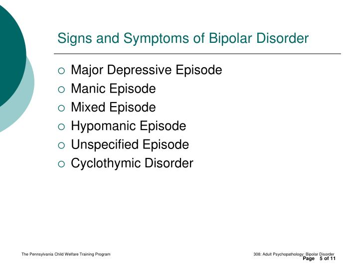 the characteristics symptoms and treatment of the bipolar disorder a mental illness