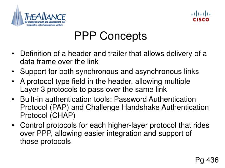 PPP Concepts
