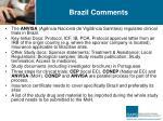 brazil comments