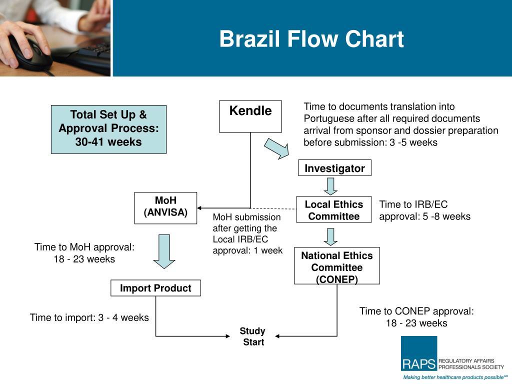 Brazil Flow Chart
