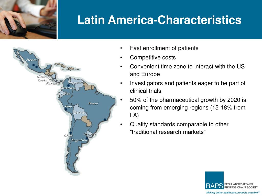 Latin America-Characteristics