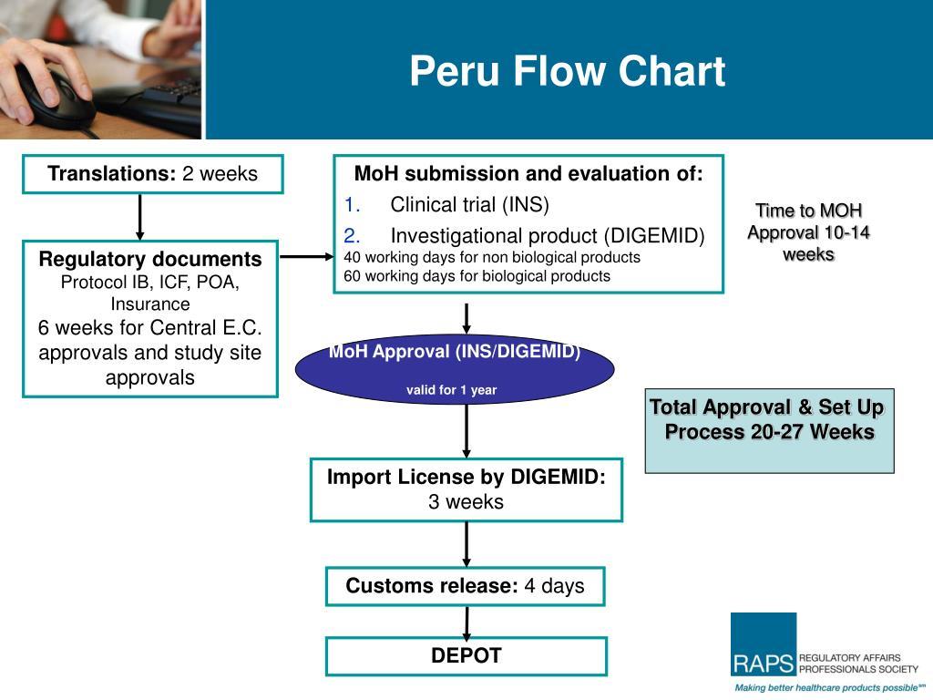 Peru Flow Chart