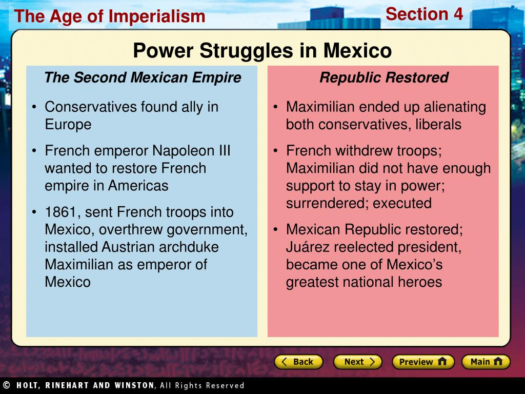 Republic Restored