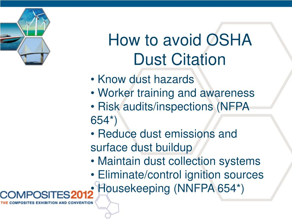 PPT - Combustible Dust Standard Where are We? PowerPoint