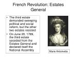 french revolution estates general30