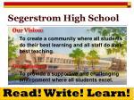 segerstrom high school