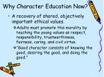why character education now53