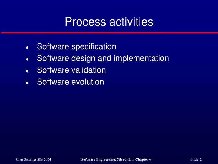 Ppt Software Processes 2 Powerpoint Presentation Free Download Id 823840