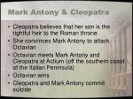 mark antony cleopatra100