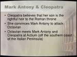 mark antony cleopatra98