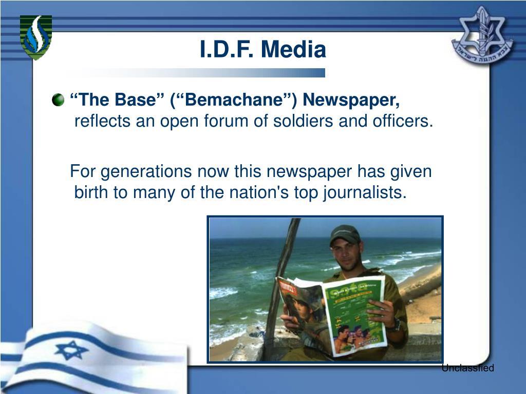 I.D.F. Media