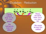 oxidation reduction2