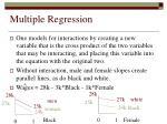 multiple regression50