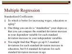 multiple regression56