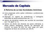 mercado de capitais1
