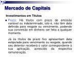 mercado de capitais24
