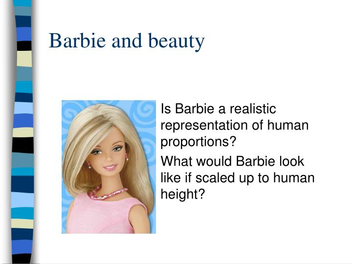 Barbie and beauty