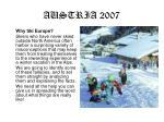 austria 20076