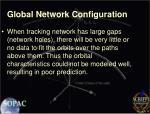 global network configuration