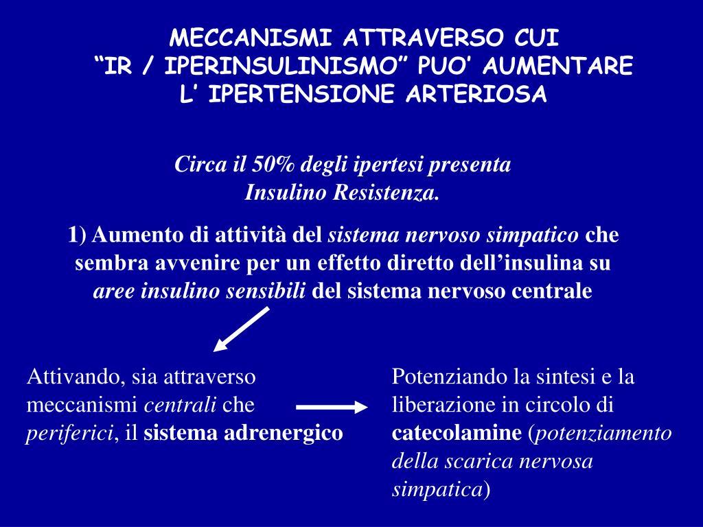 PPT - IL PAZIENTE DIABETICO E LE COMPLICANZE VASCOLARI..