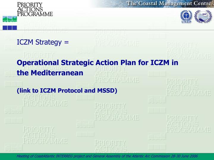 ICZM Strategy =